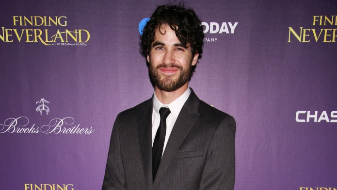 Darren Criss posts video of himself