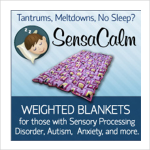 SensaCalm weighted blankets | Sheknows.com