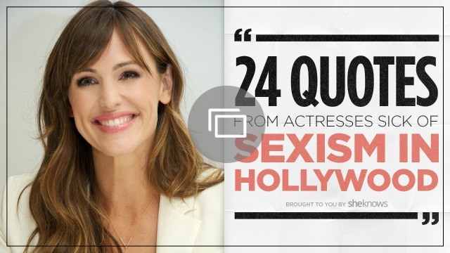 sexism hollywood slideshow