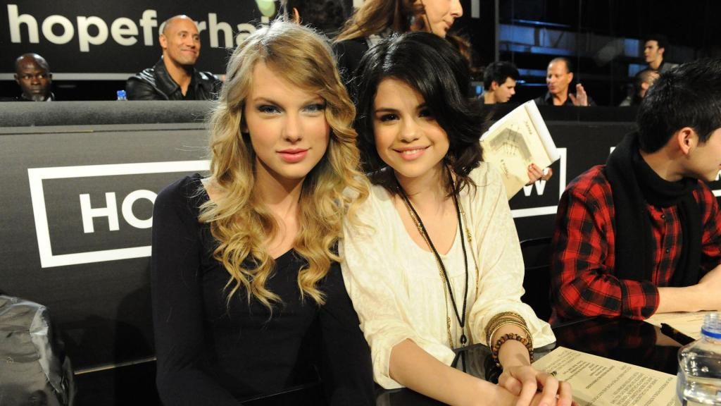 Taylor Swift wants Selena Gomez to find some smarter ...