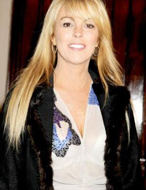 Dina Lohan offers advice to Amanda