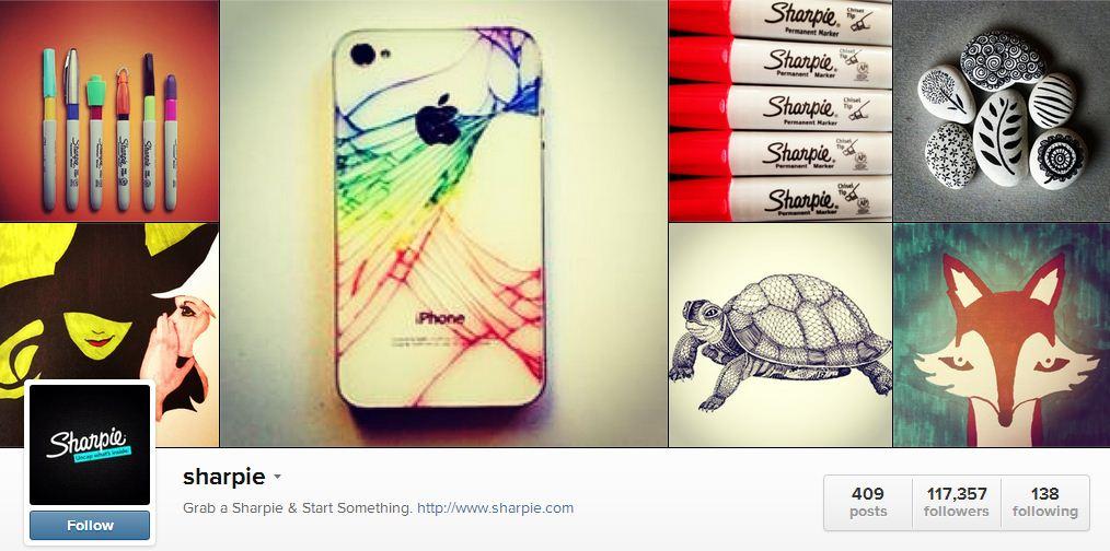 Sharpie's instagram | Sheknows.ca
