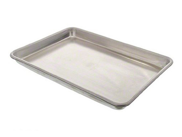 Aluminum sheet pans