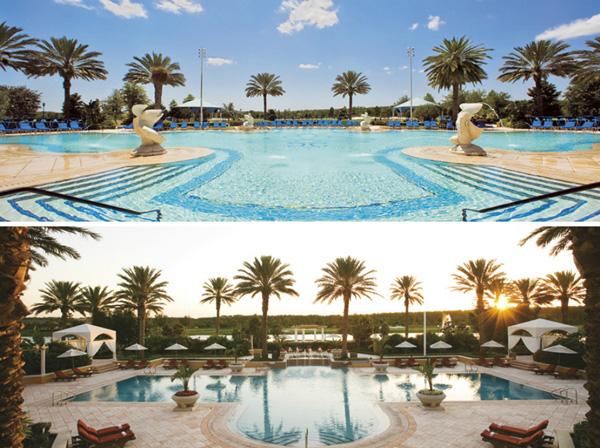Ritz-Carlton Spa Orlando