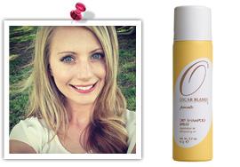Natalie Schwab, Project Management Editor -- Beauty tips