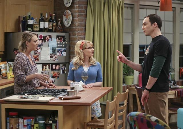 Sheldon on The Big Bang Theory