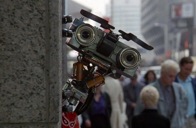 Johnny Five is Alive - Short Circuit