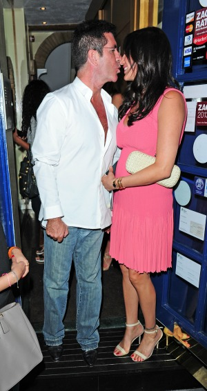Simon Cowell and Lauren Silverman are expecting a baby boy