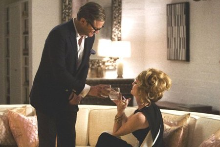 A Single Man stars Colin Firth and Julianne Moore