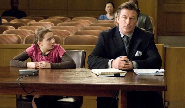 Abigail Breslin enlists Alec Baldwin for legal advice in My Sister's Keeper