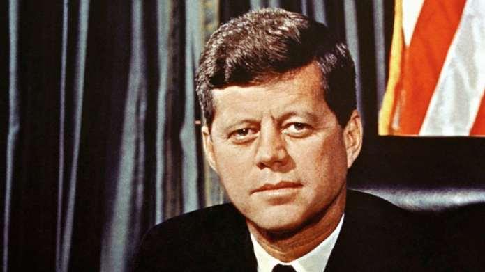 JFK Calls Adolf Hitler — Murderer