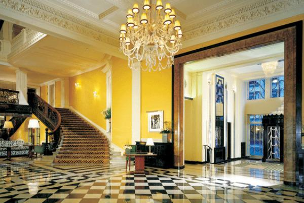 London's luxury hotels