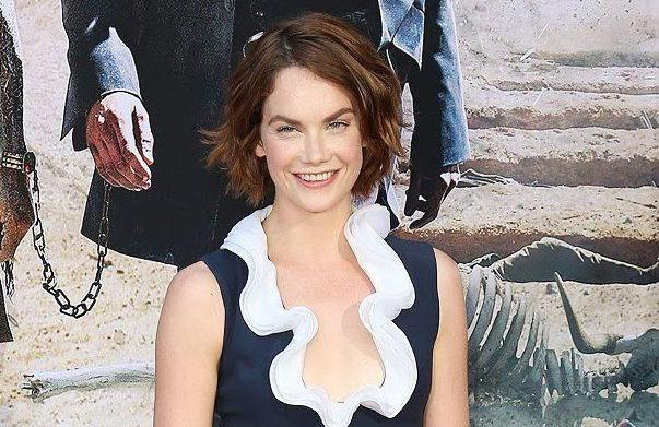 INTERVIEW: The Lone Ranger's Ruth Wilson