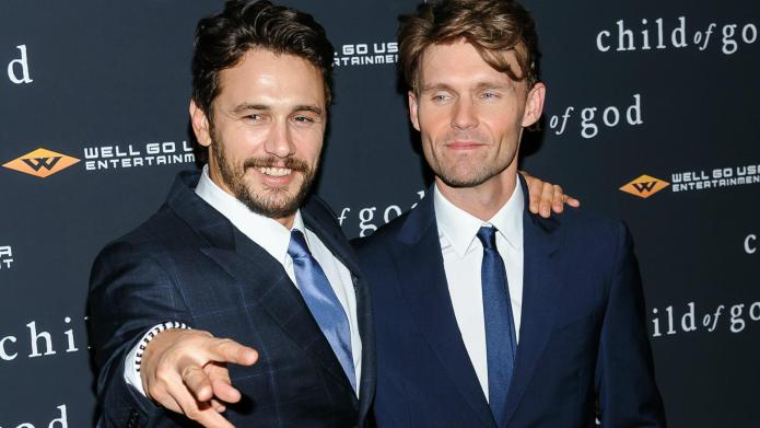 James Franco calls article out for