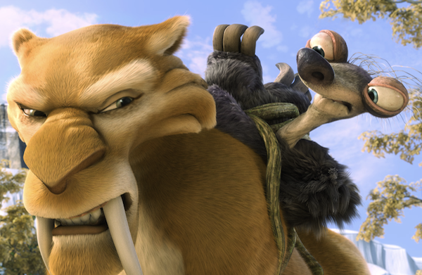 Ice Age: Continental Drift movie review: