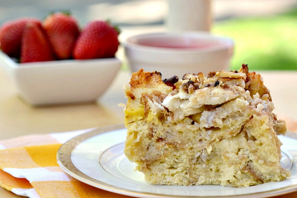 Skinny baked French toast casserole | Sheknows.com