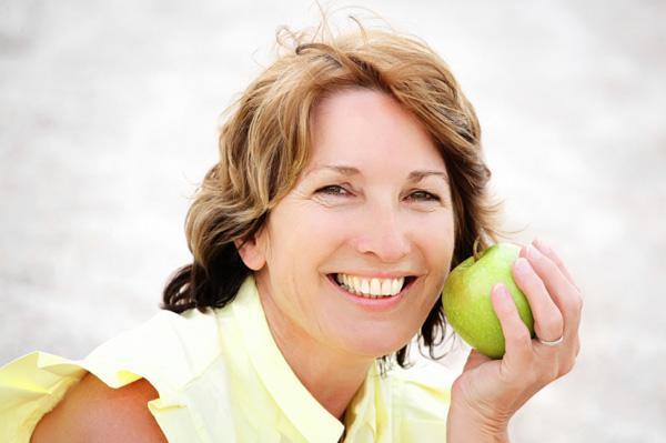 An apple a day keeps the