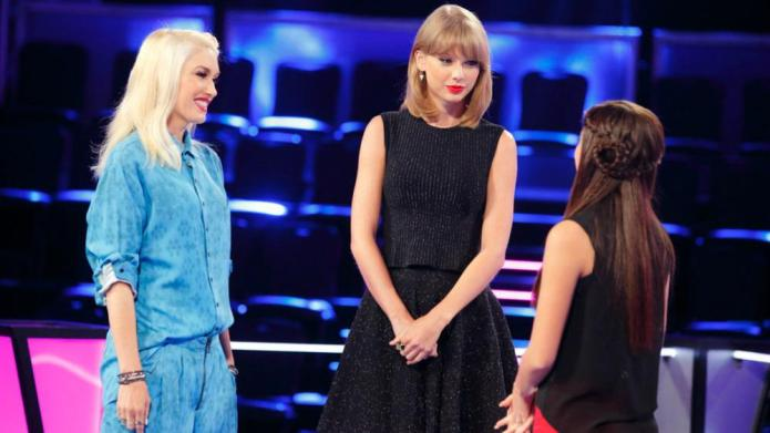 The Voice: TSwift's seven pieces of