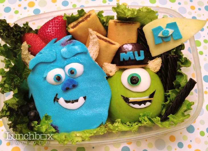 Monsters Inc lunchbox