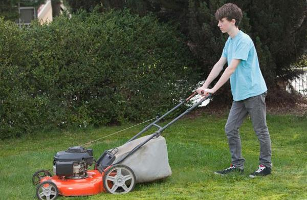 Teens and chores