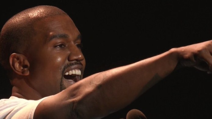 A roundup of Kanye West's wildest,
