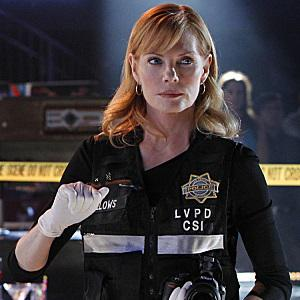 Marg Helgenberger is returning to CSI