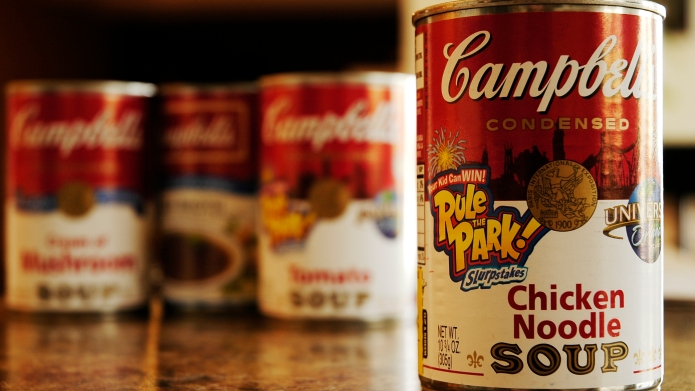 Campbell's makes radical changes to its