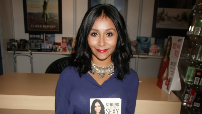 Haters attack Snooki for growing up