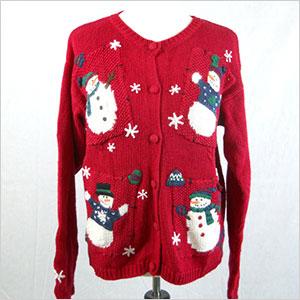 Snowman sweater   Sheknows.ca