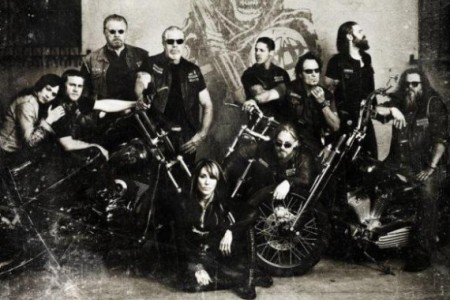 Sons of Anarchy season 4 teasers