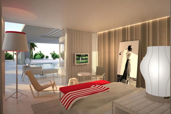 Lacoste Villas at Sofitel Mogador Essaquira Golf & Spa in Morocco