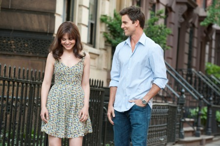Ginnifer Goodwin and Colin Egglesfield in Something Borrowed