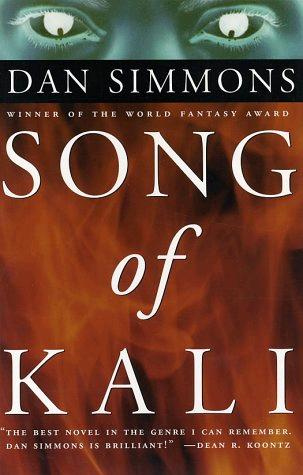 Song of Kali cover