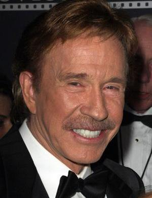 Chuck Norris is getting his own