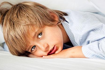 Sleep hormone improves sleep disruption in