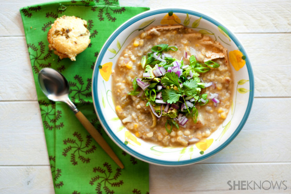 31 Soups, stews, chilis and chowders