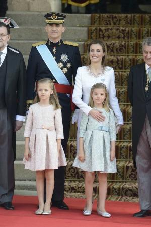 Spain coronation