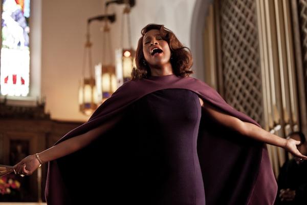 Whitney Houston in Sparkle