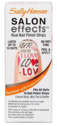 Sally Hansen Salon Effects Nail Polish Strips ($10)