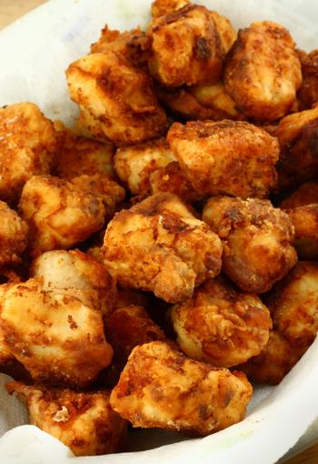 Spicy Peach Chicken Tenders