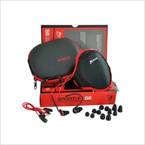MEElectronics Sport-Fi S6 earphones | Sheknows.com
