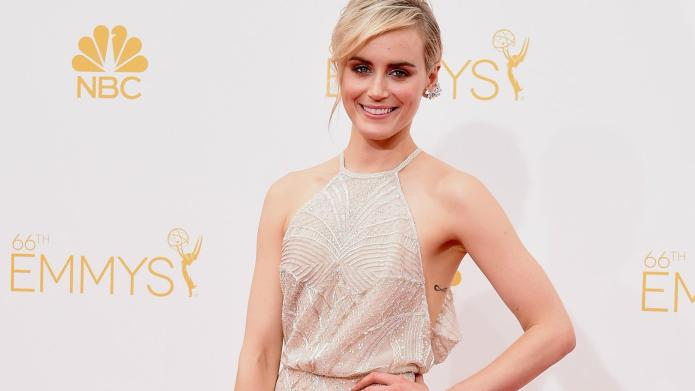 Taylor Schilling at the 2014 Primetime