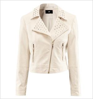 Biker Jacket, H&M, $29.95