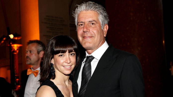 Anthony Bourdain's Estranged Wife Comments on