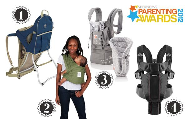 Baby carriers for happy babywearing