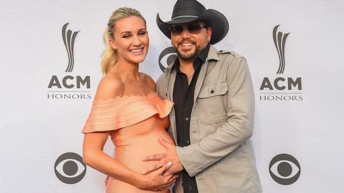 Jason Aldean's Pregnant Wife Speaks Out
