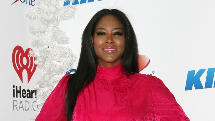 Kenya Moore might be planning a