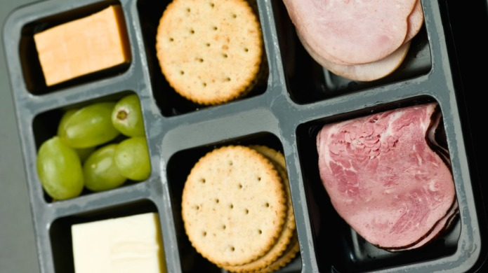 Lunch ideas inspired by Lunchables, but