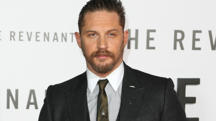 Tom Hardy may be suiting up