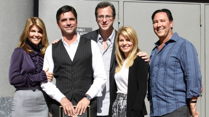 Candace Cameron Bure's Full House throwback